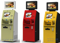 Dual Screen Kiosk With Thermal Printer.Advertising Kiosk,ATM Kiosk,Elegant & Custom Design, Earn More with LKS Kiosk