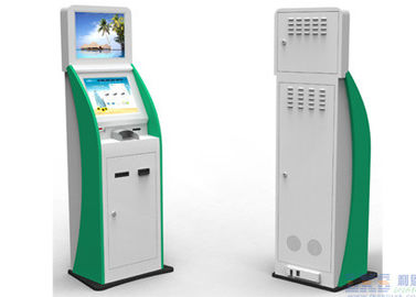 Bill Payment Financial Services Kiosk