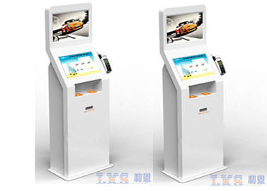 32'' Card dispenser Kiosk , Card Dispensing Machine For Car Parking System