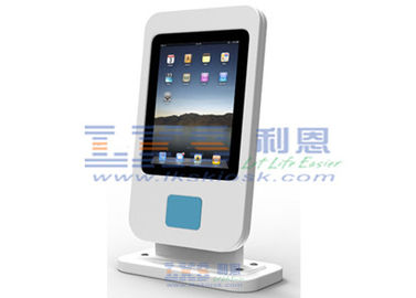 China Androider wechselwirkender Informations-Kiosk NFC-Kartenleser 10 zeigt kapazitiven Touch Screen usine